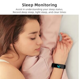 ZAPET New Smart Watch with Heart Rate Monitor Blood Pressure Tracker