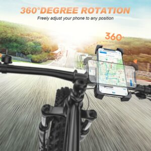Universal Motorcycle Bicycle Phone Holder