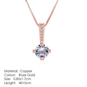 Aesthetic Charm Pendant Necklaces For Women