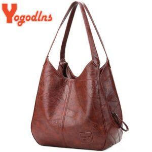 Yogodlns Vintage Women Hand Bag