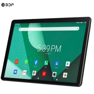 New Tablet Pc 10.1 inch Android 9.0 Tablets Octa Core