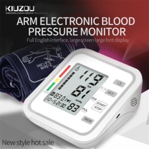 Automatic Upper Arm Electronic Blood Pressure Monitor