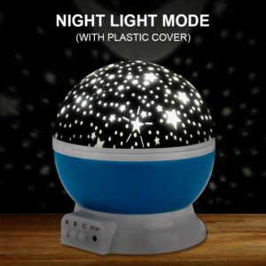Sky Projector Star Moon Galaxy Night Light For Children Kids Bedroom